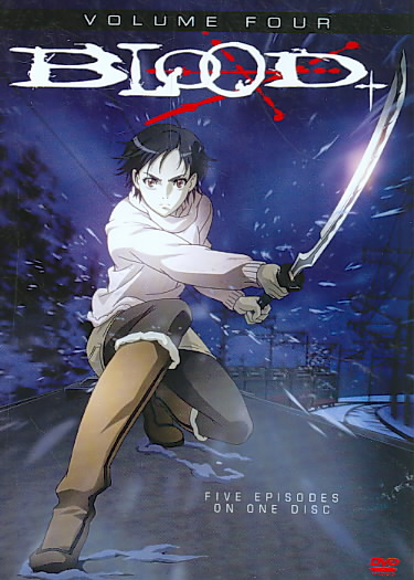 BLOOD+ VOL 4 BY BLOOD+ (DVD)