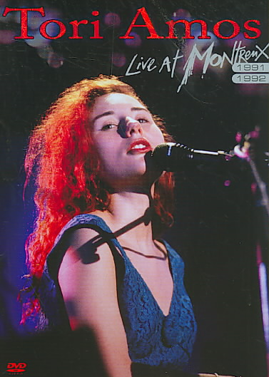 LIVE AT MONTREUX 1991/1992 BY AMOS,TORI (DVD)